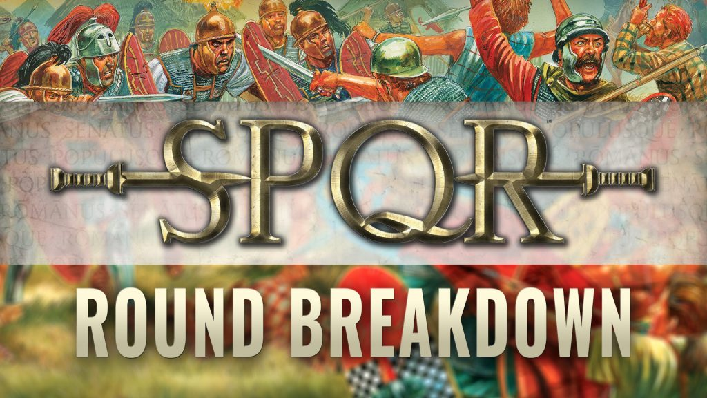 Round Breakdown: SPQR