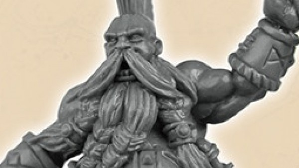 Meet Stumpo Art's Dwarven Kings & Legends