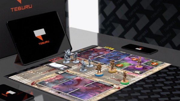 CMON & Xplored Bring Teburu Digital Components To Their Games