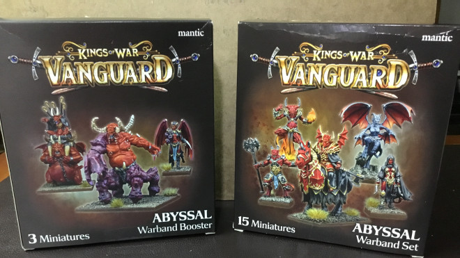 My Warband, My Story: KOW Vanguard in the San Francisco Bay Area