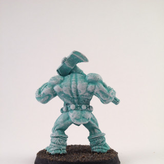 Thrudd the barbarian ghost/daemon!