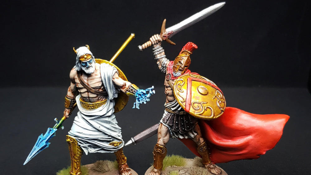 Levarius' Mythic Battles Pantheon