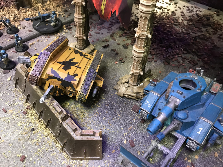 Nids vs Imperium: The Battle Rages On