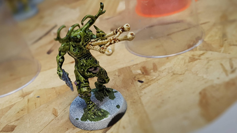 Robert's Feeling His Inner Nurgle