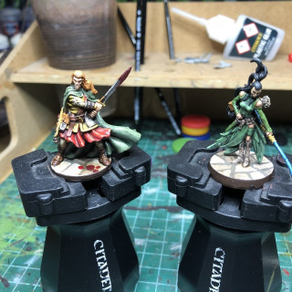 More Zombicidal Darkness and some Chaos