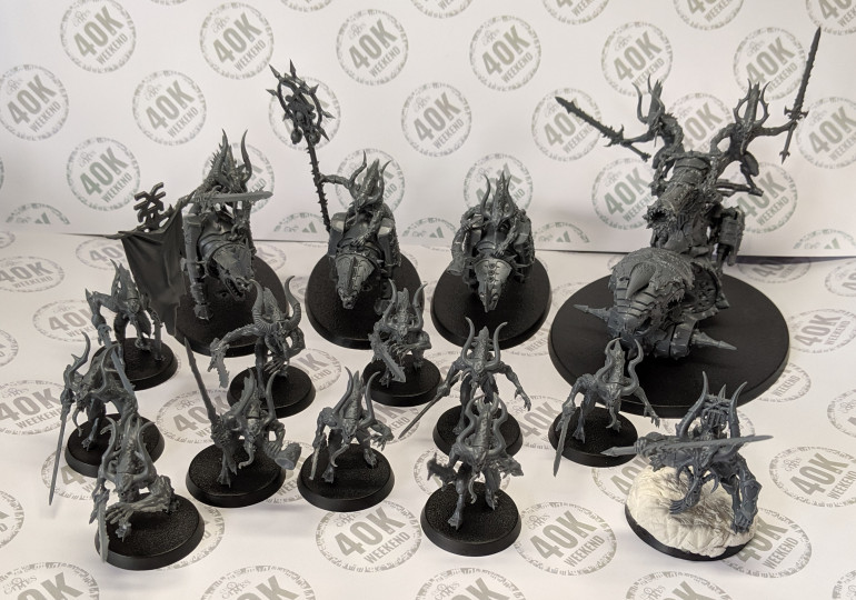 laughingboy's Khorne Army Takes Shape