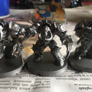 Entry 2: Chaos Bikers and Terminators