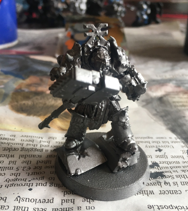 Entry 1: Converted Chaos Lord