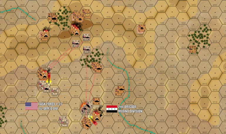 1991 Gulf War in Panzer Leader