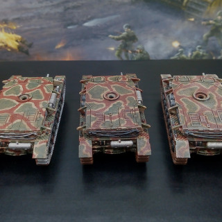 My Tank Camo 3 Stages