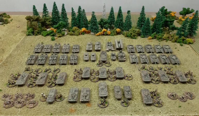 Full Army Ready for use!