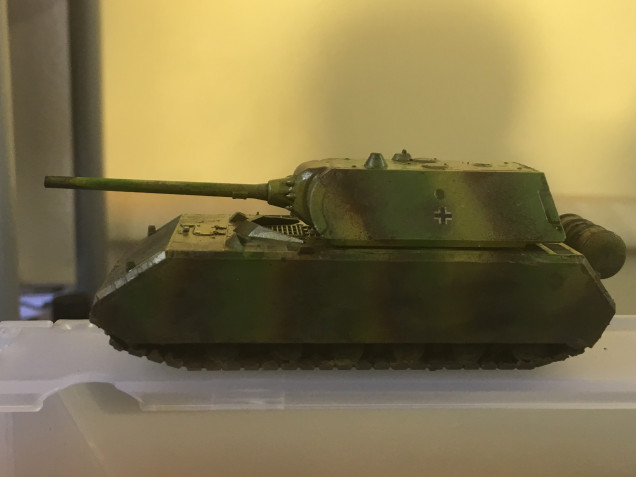 You bring a UFO or some sort of Werewolf Platoon, and I am bringing the Maus... Don't you dare come at me :)