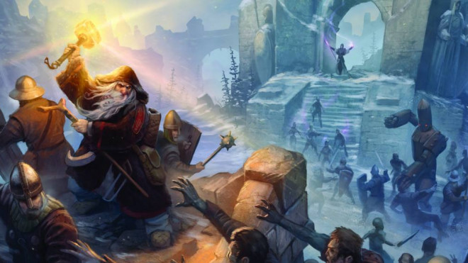 Frostgrave by Duster
