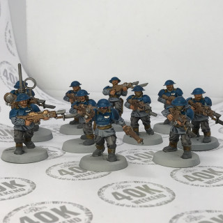 troopers done