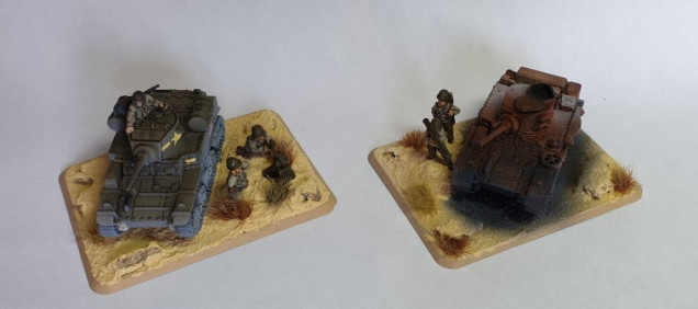 Objectives and WIPs