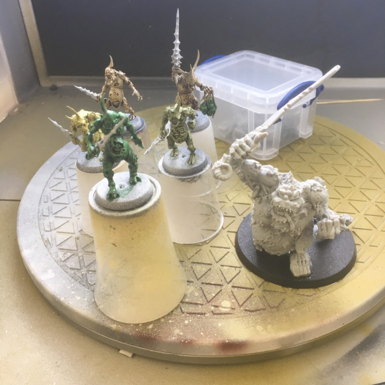 Why Nurgle and Some Prep Work