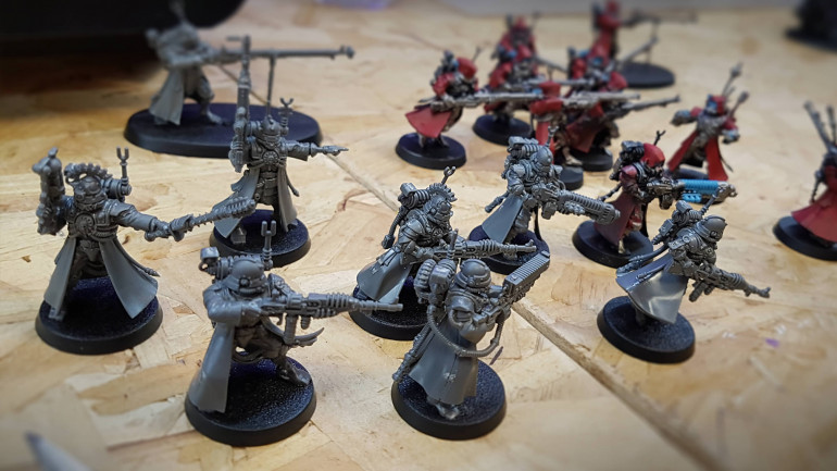 Classic Skitarii In The Works