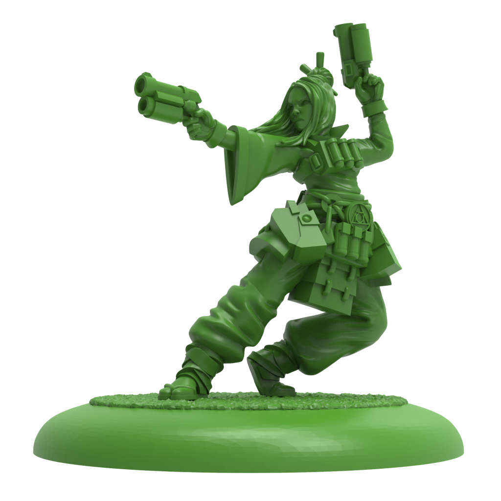 Alchemists Guild Kami - Steamforged Games