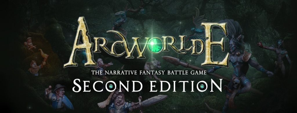 ArcWorlde 2nd Edition - Warploque Miniatures