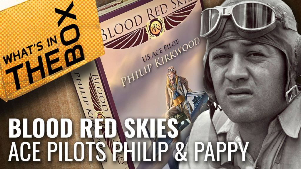 Unboxing: Blood Red Skies - Ace Pilots Pappy & Philip