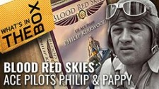 Unboxing: Blood Red Skies – Ace Pilots Pappy & Philip