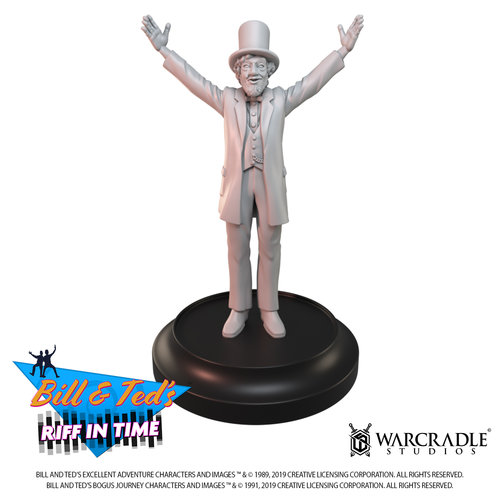 Bill & Ted Lincoln - Warcradle Studios