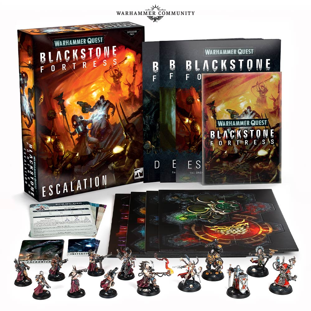 Blackstone Fortress Escalation - Games Workshop
