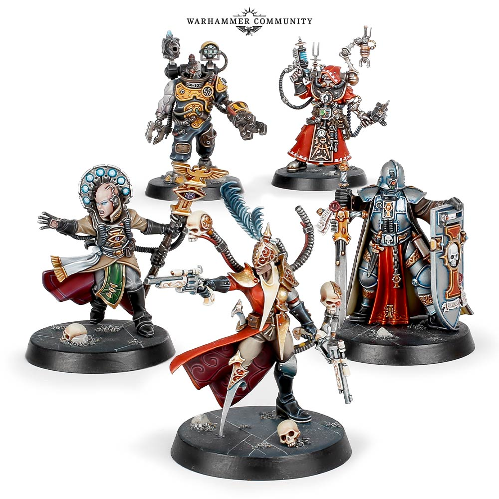 Blackstone Fortress Escalation Heroes - Games Workshop