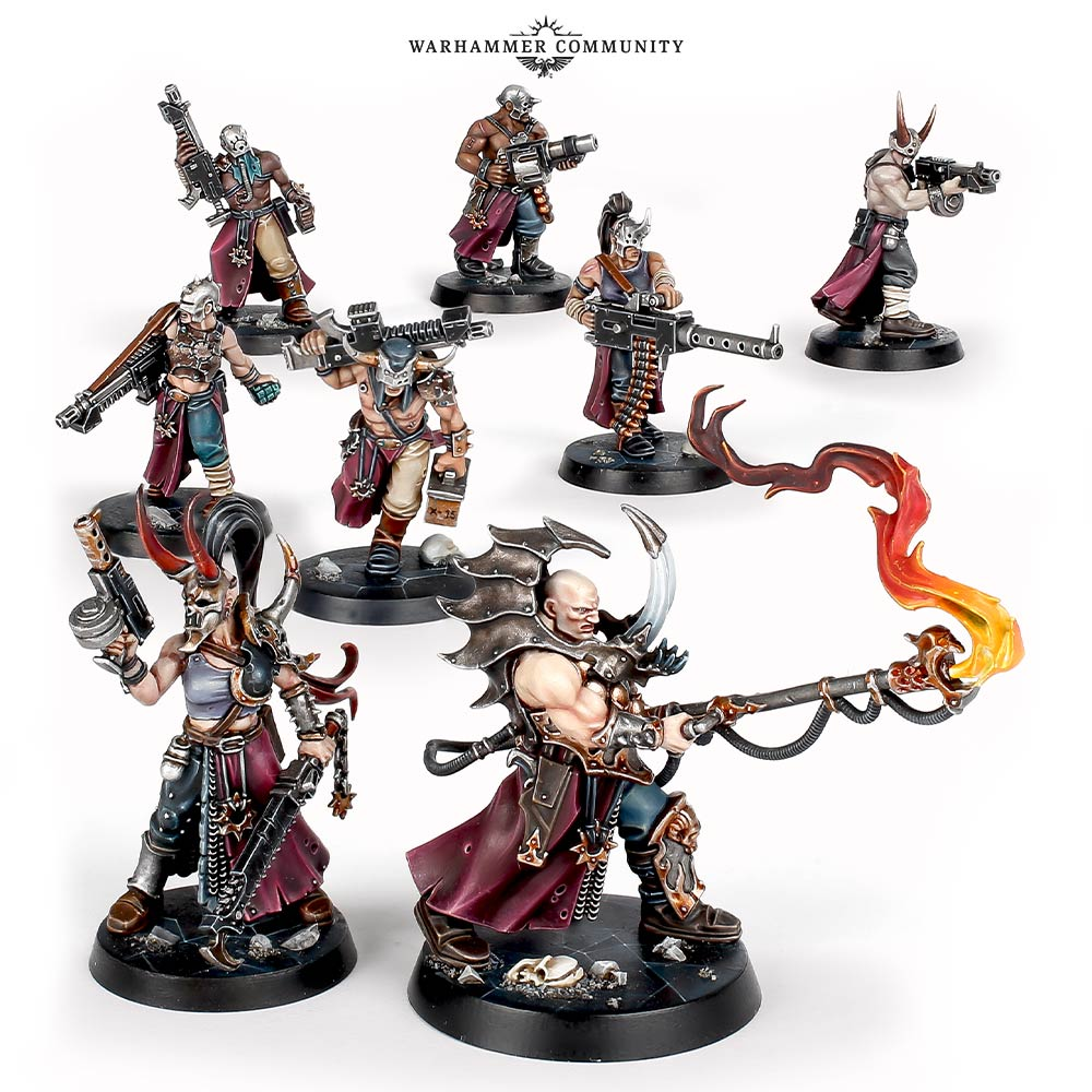 Blackstone Fortress Escalation Hostiles - Games Workshop