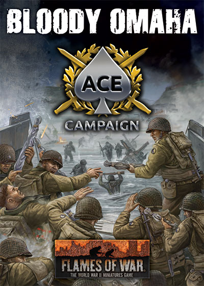 Bloody Omaha Ace Campaign - Flames Of War