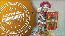 Community Spotlight: Elite Troops, Mechanical Servants & Veteran Romans
