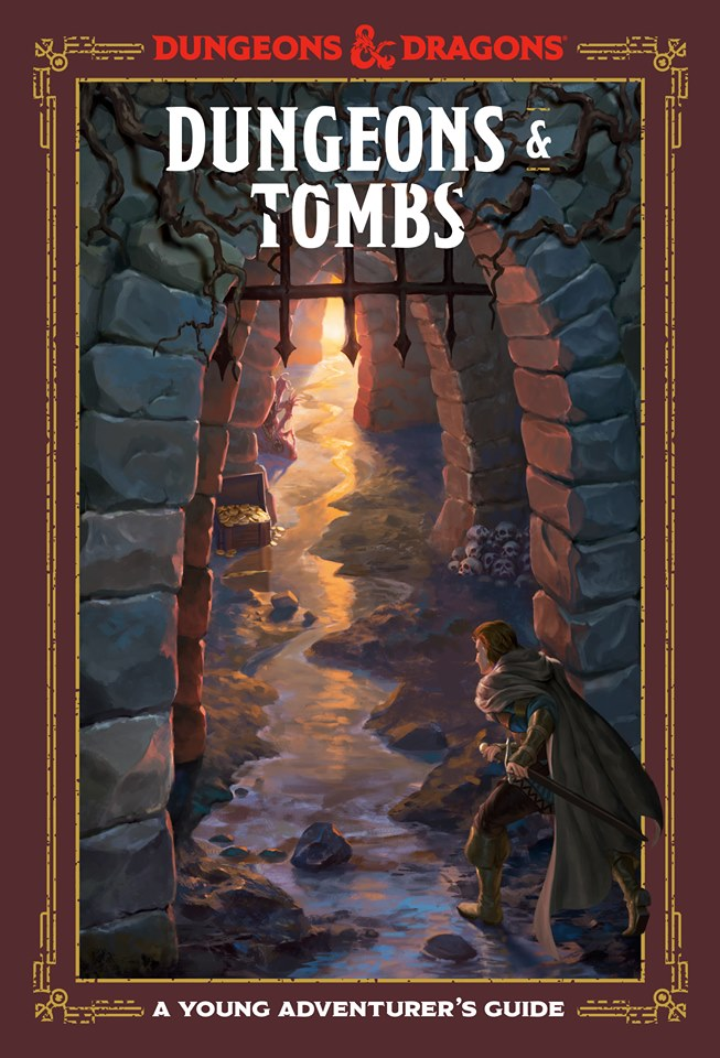D&D Dungeons & Tombs - Wizards Of The Coast