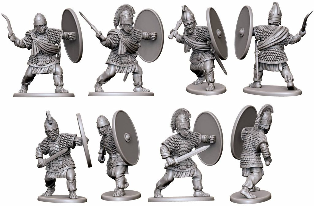 Dacian Commanders #1 - Victrix