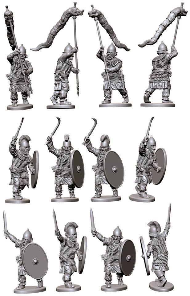 Dacian Commanders #2 - Victrix