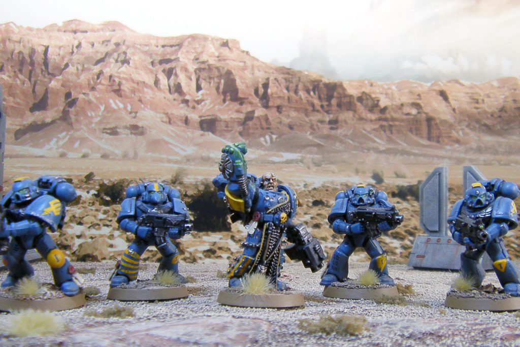 Death Strike Space Marines #2 dogma2097
