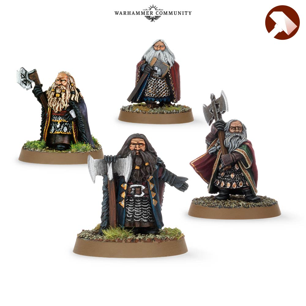 Dwarf Kings - Games Workshop