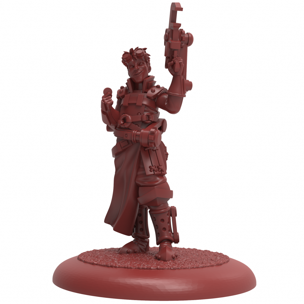 Engineers Guild Nomad - Steamforged