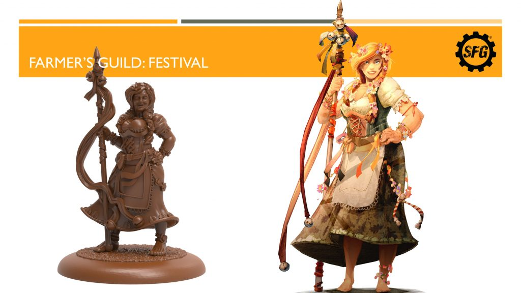 Farmers Festival - Steamforged Games