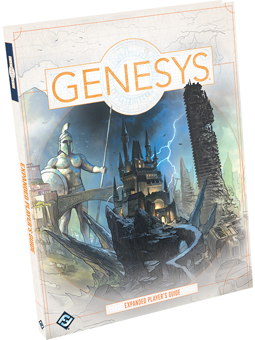 Genesys Expanded Player's Guide - Fantasy Flight Games