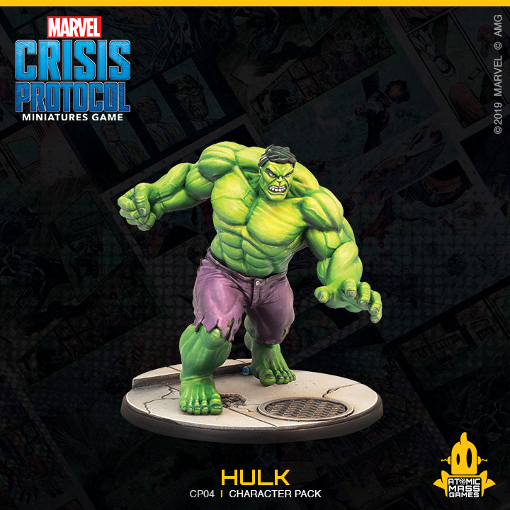 Hulk Expansion - Atomic Mass Games