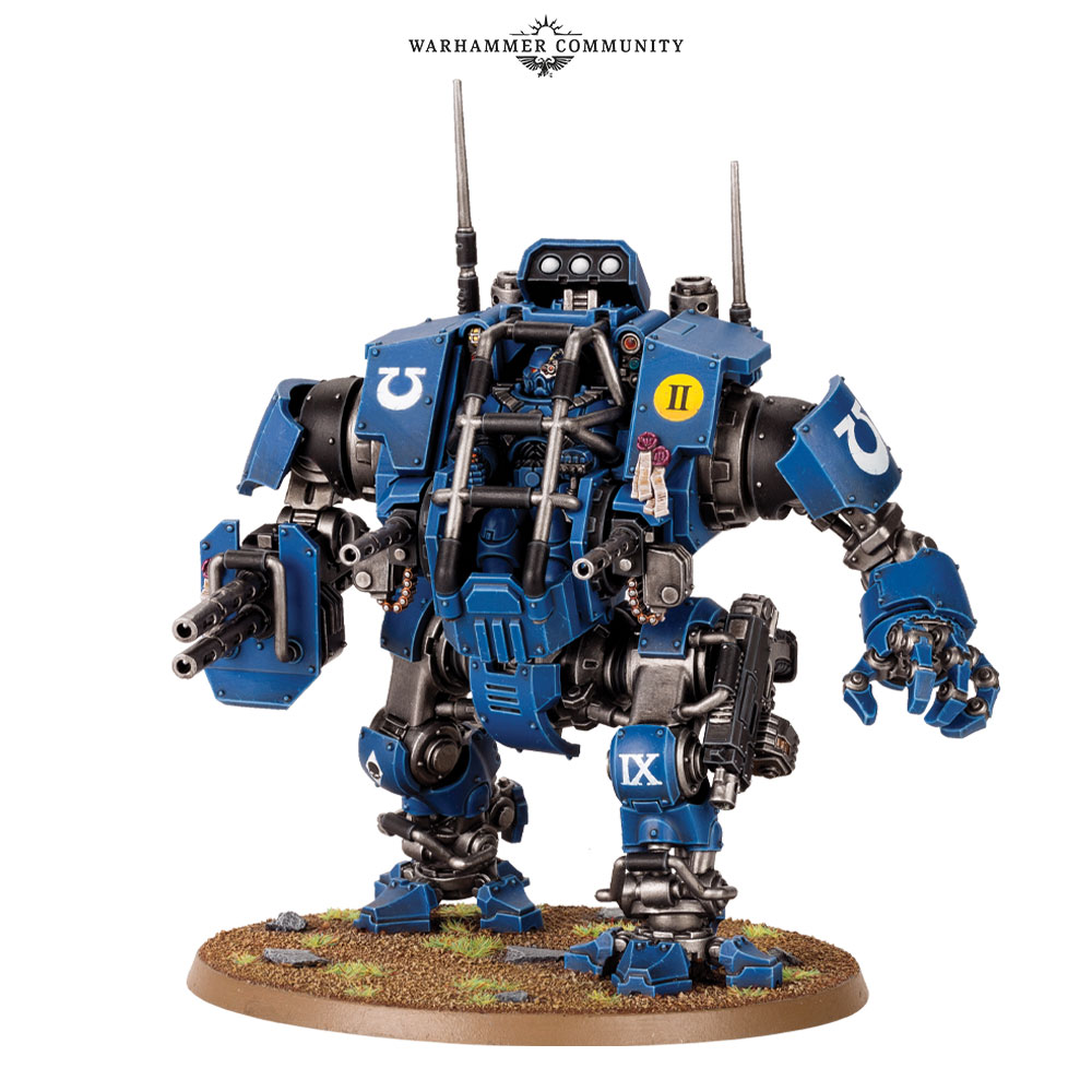 Invictor Dreadnought - Games Workshop