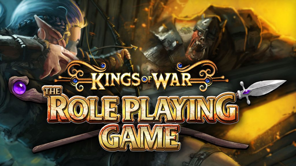 Interview: Red Scar Publishing's Kings Of War Roleplaying Game