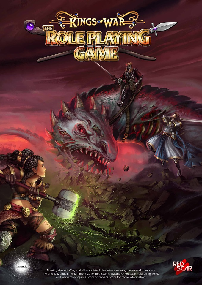 KoW RPG Cover