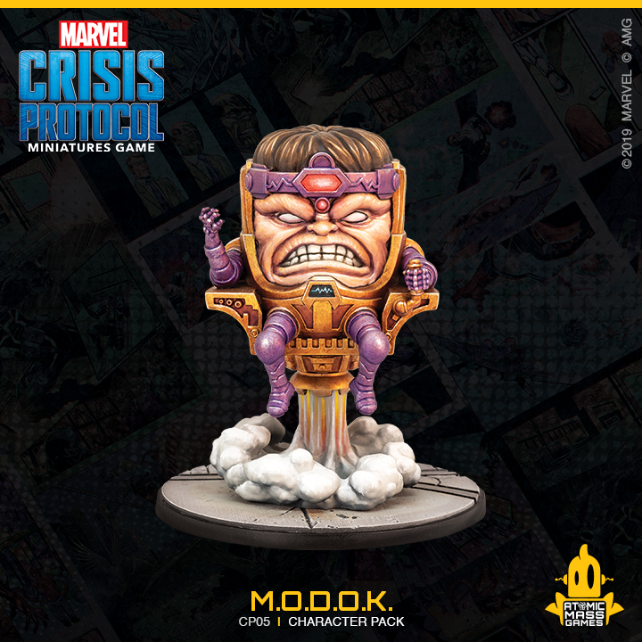 MODOK - Atomic Mass Games