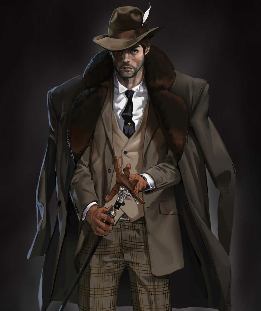 Mafia Boss by Thiago Richau