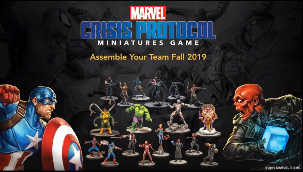 Marvel Crisis Protocol - Atomic Mass Games