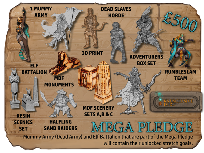 Mega Pledge - TTCombat