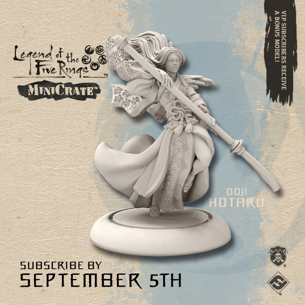 MiniCrate August #2 - Privateer Press