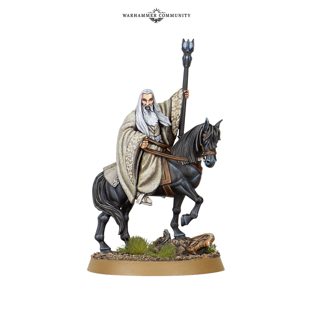 Mounted Saruman - Games Workshop