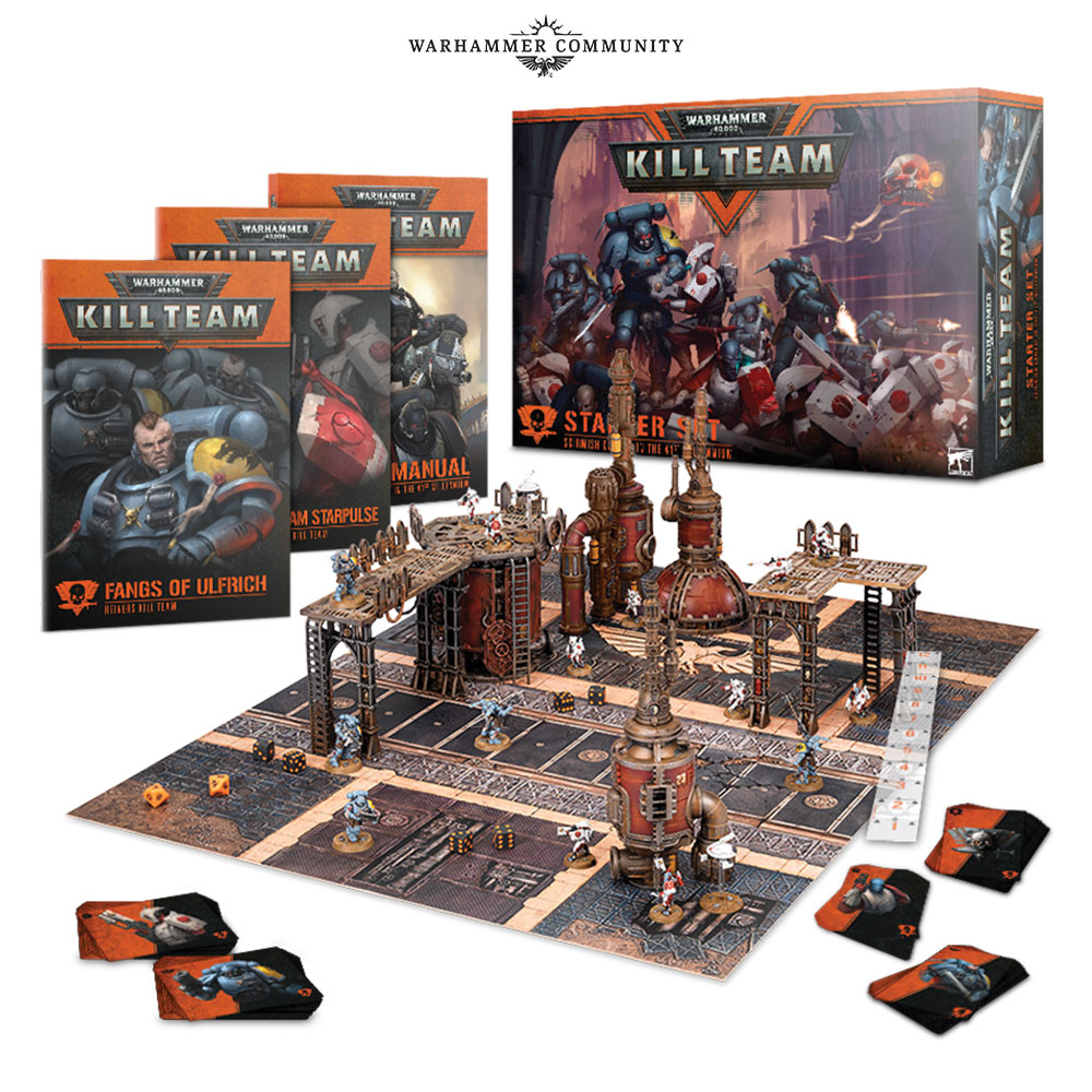 New Kill Team Starter Set - Games Workshop